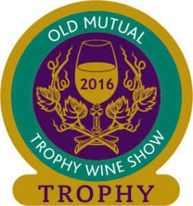 Medaille Old Mutual Trophy