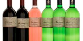 6 Flaschen Wein des Weingutes Hemer im Probierpaket