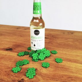 St. Patrick´s Day – kiss me I´m a winelover