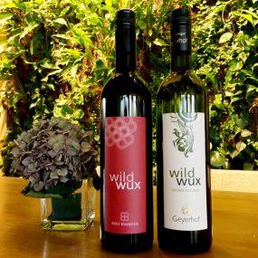 Wildwux – zwei Weine begeistern