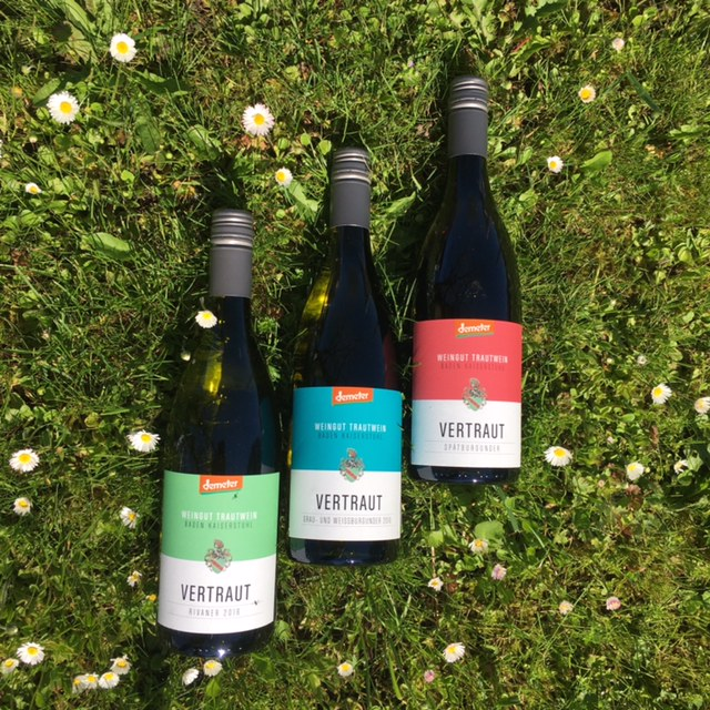 Unsere Winzer Weingut Trautwein Kaiserstuhl